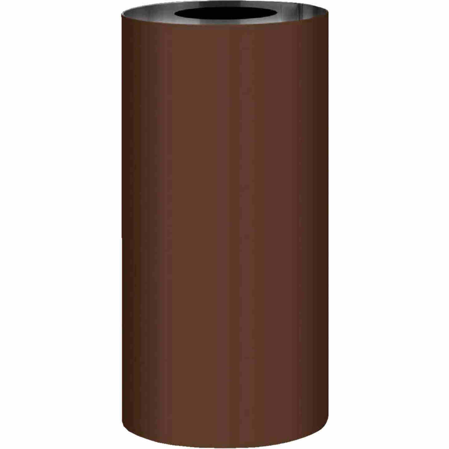 NorWesco 14 In. x 50 Ft. Brown Galvanized Roll Valley Flashing Image 1
