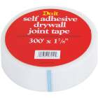Do it 1-7/8 In. X 300 Ft. Self Adhesive Fiberglass Joint Drywall Tape Image 1