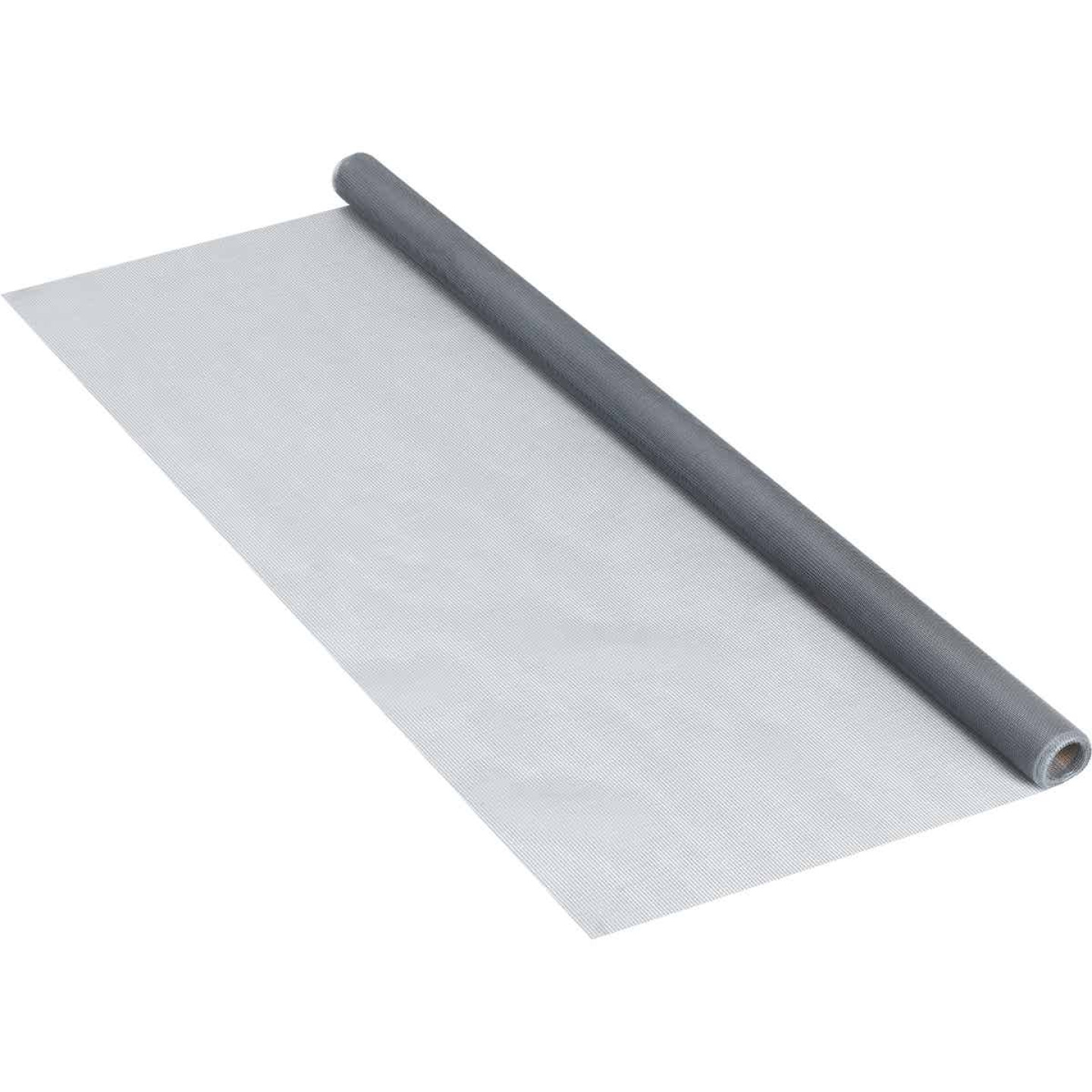 Phifer 30 In. x 84 In. Gray Fiberglass Screen Cloth Ready Rolls Image 3