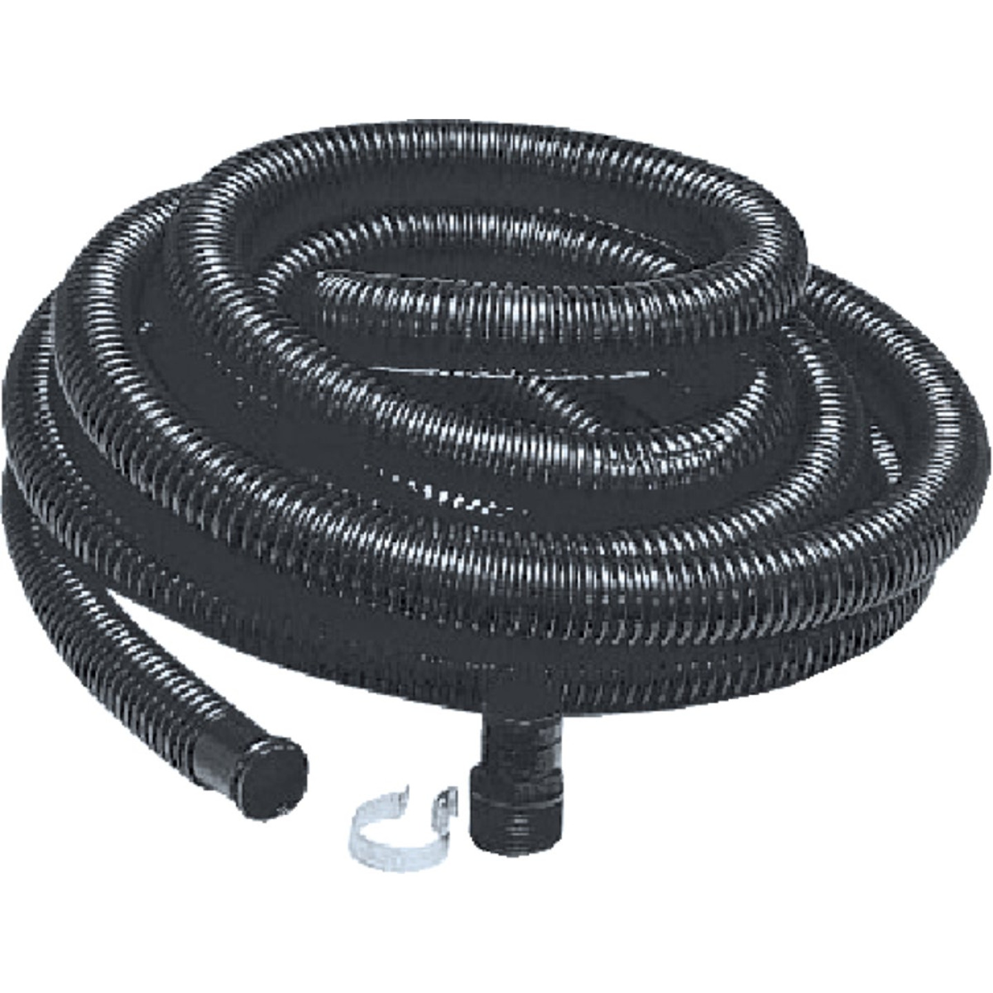 Prinsco 1-1/4 In. Dia. x 24 Ft. L Sump Pump Hose Kit Image 1