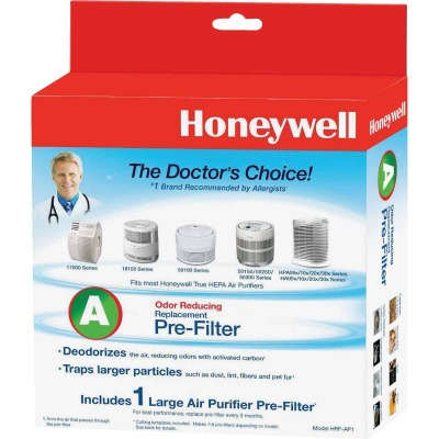 Honeywell 3 Month Universal Air Purifier Carbon Filter