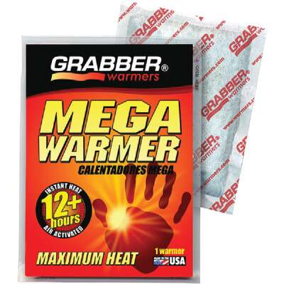 Grabber Mega Disposable Hand Warmer
